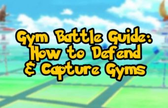 Pokémon GO Gym Battle Guide: How to Defend & Capture Gyms - Pokémon GO
