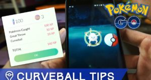 How to Throw the Perfect Curveball in Pokémon GO